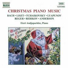 Various Artists - Christmas Piano Music / Various [New CD]
