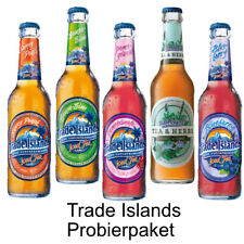 Trade Islands Iced Tea Probierpaket 5 Flaschen je 0,33l