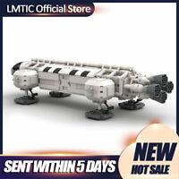 MOC Star Wars Space Eagle The Shuttle Launch Center Building Block Assemble Toys