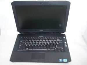 "Dell Latitude E5430 14.0"" Laptop 2.5 GHz i5-3210M 4GB RAM (Grade A No Battery)"