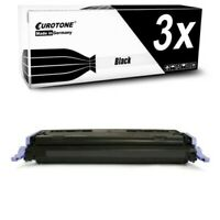 3x Cartridge Black Replaces Canon 707BK CRG-707BK EP-707 BK