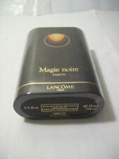 vintage Lancome Magie Noire Parfum /Pure Perfume 0.5 oz / 15 ML new,sealed,women