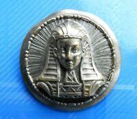 """#2486# Vintage / Joli insigne badge en bronze """"Pharaon"""""""