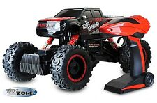 RC Auto Rock Crawler RC Monstertruck 2,4GHz 4 WD Climbing Auto 1:14 rot