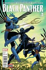 Black Panther #3 June 2016 Marvel Comic Book New 1 Movie Avengers T'Challa