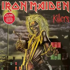 Killers [LP] by Iron Maiden (180g Vinyl, Sep-2014, Sanctuary (USA))