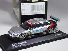 Minichamps 400071797 Audi A4 DTM 2007 Siemens F. Biela #7 in 1:43 in OVP