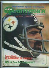 Pro Quarterback  Mar 1973 Don Shula,Mike Siani, Franco Harris     MBX84