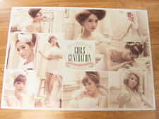 SNSD GIRLS' GENERATION JAPAN FIRST ALBUM (B TYPE) [ORIGINAL POSTER] *NEW*