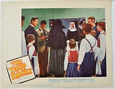 "Vintage ""The Trapp Family"" Original 1960 Lobby Card 11X14 - Ruth Eluwerik #1"