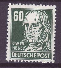 DDR nº 338 ** G.W. FR. Hegel