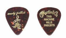Scarce! circa 1999 Woody Guthrie - C.F. Martin Signature Edition guitar pick BIN