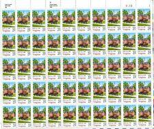 **THREE** VFMNH Sheets-20 of 1988 Virginia 200th Statehood .25 Stamp Scott# 2345