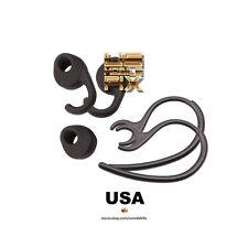 3pcs Gel Ear bud tip + 2pcs ear hook loop For Jabra EASYCALL EASYGO CLEAR