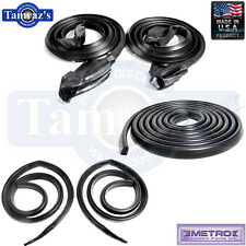 73-6 Mopar A Body Weatherstrip Seal Kit Door Roof Trunk Metro USA MADE