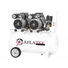 Silencioso Compresor de aire sin aceite 50L 39kg 230V 1200W 150 L/MIN 8 Bar 72 DB