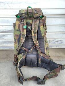 "Dutch Army Lowe Alpine ""Saracen"" | 100L Rucksack -No Rocket Pouches"