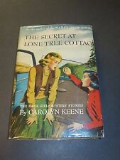 DANA GIRLS #2:  THE SECRET AT LONE TREE COTTAGE by Carolyn Keene 1958 Printing