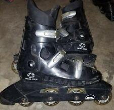 Roll Usa Team Gretzky Rollerblades size 7