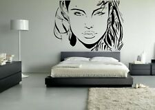 Wall Sticker Mural Decal Vinyl Decor  Sexy Angelina Jolie Celebrity Star Actress
