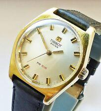 TISSOT PR516 Gold Herren Armbanduhr 1972