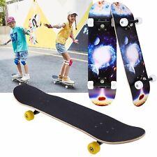 Skateboard Cruiser Funboard Longboard Komplettboard 31 Zoll für Teenager DHL