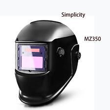 Solar Auto Darkening Welding Helmet Arc Tig Mig Weld Welder Lens Grinding Mask
