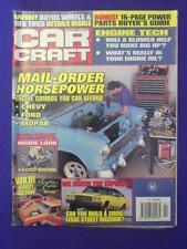 CAR CRAFT - 4.6L MUSTANG - Nov 1995 vol 43 #11