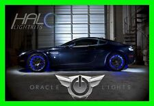 BLUE LED Wheel Lights Rim Lights Rings by ORACLE (Set of 4) for GMC MODELS 2