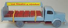 Sinalco BIRRA AUTOCARRO CAMION BEVANDE MERCEDES 5000 IMU REPLICA SERIE 1:87 #80#
