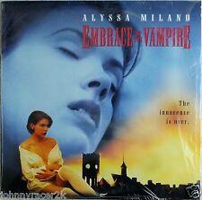 ALYSSA MILANO Laserdisc EMBRACE of the VAMPIRE Rare LD