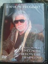 Raymond Froggatt DVD (Featuring' Song With No Name')