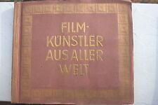 7359 JASMATZI ZIGARETTEN DRESDEN Film Künstler aus aller Welt 1931 Bilder cards