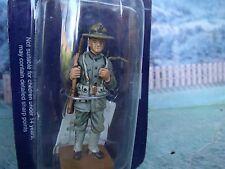 1/32  Del Prado   Sergeant 6th Marine Regt. USA 1917  metal figure