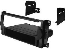 648 Radio Mounting Stereo Install Trim Installation Single Din Dash Kit w/Pocket