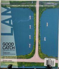 Landscape Architecture Magazine Oct 2016 Good Catch Hydro City FREE SHIPPING sb