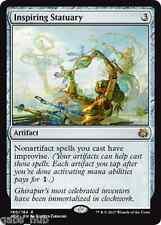 INSPIRING STATUARY Aether Revolt Magic MTG cards (GH)