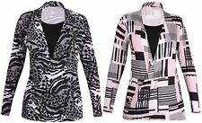 Casual Stretch Collared Tops & Shirts Plus Size for Women