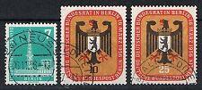 Berlin 135, 136-137, gestempelt, Mi. 9,-