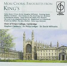 Kings College Choir Cambridge More Choral Favourites From KI CD