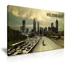 "The Walking Dead Modern Canvas Art 76x50cm / 30""x20"""