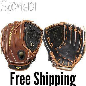 "Mizuno GCF1250F2 Classic 12.5"" Fastpitch Softball Glove 312523 RHT or LHT"