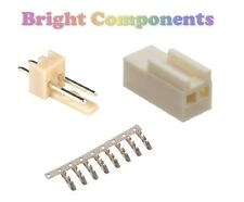 "5x 2-Way 2.54mm/0.1"" Kit Connettore PCB (Molex KK Stile) - 1st Class Post"