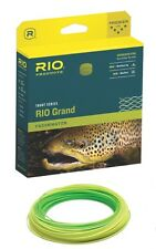 RIO Grand Floating Fly Line - WF8F 8wt - Pale Green/Lt Yellow - FREE SHIPPING