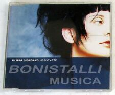 FILIPPA GIORDANO - VISSI D'ARTE - CD Single  Nuovo Unplayed