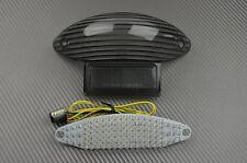 Feu arrière fumé clignotant intégré tail light suzuki GSX-F 600750 1996 2005