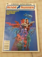 A Marvel Super Special Blade Runner