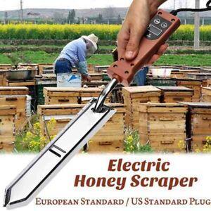 Electric Honey Cutter Honey Knife Honey Scraper Bee Extractor Beekeeping Tool AU