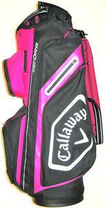 CALLAWAY CHEV ORG 14 WAY LADIES CART BAG BRAND NEW