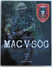 MAC V SOG: Team History of a Clandestine Army, Volume VI,  Special Forces, RECON